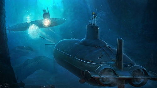 World Of Submarines Android Game Image 3