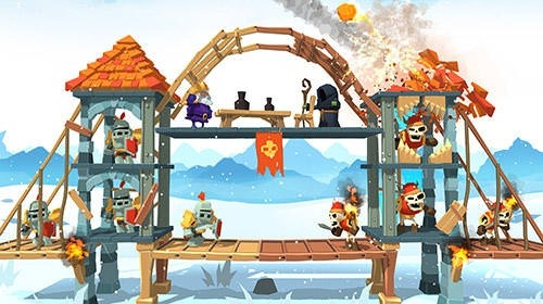 Crush The Castle: Siege Master Android Game Image 2