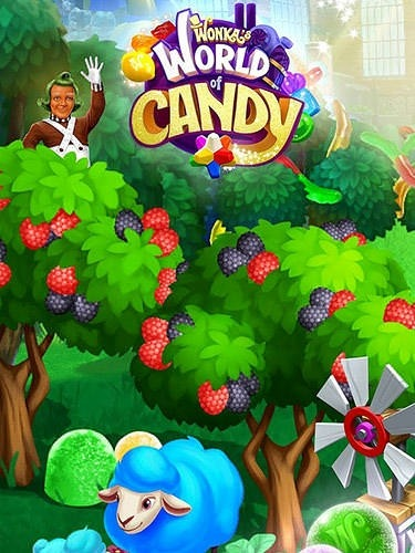 Wonka's World Of Candy: Match 3 Android Game Image 1