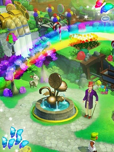 Wonka's World Of Candy: Match 3 Android Game Image 3