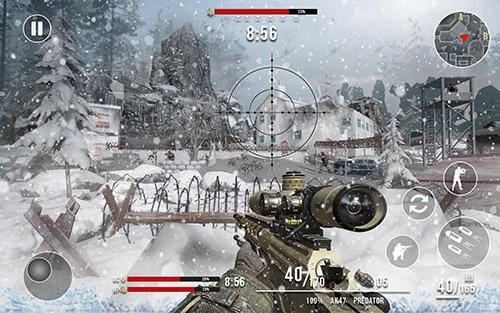 Call Of Sniper Battle Royale: WW2 Shooting Game Android Game Image 2