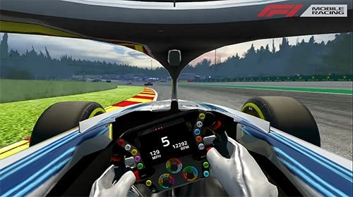 F1 Mobile Racing Android Game Image 3