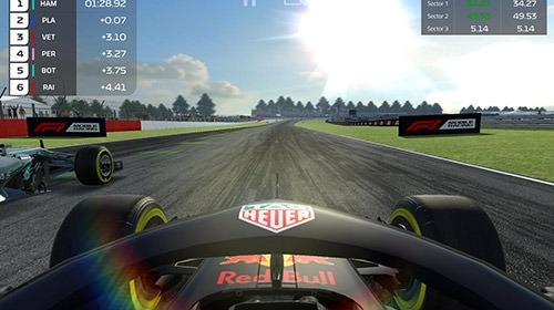 F1 Mobile Racing Android Game Image 4