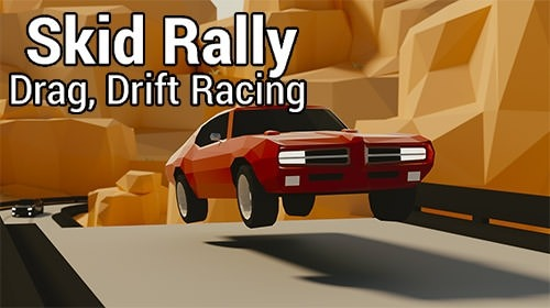 Skid Rally: Drag, Drift Racing Android Game Image 1