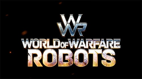 WWR: World Of Warfare Robots Android Game Image 1