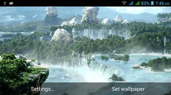 Amazing Nature Android Wallpaper Image 1