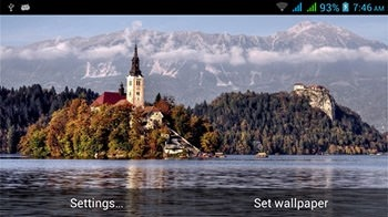 Amazing Nature Android Wallpaper Image 2