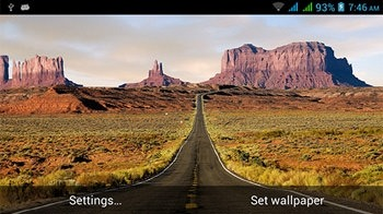 Amazing Nature Android Wallpaper Image 3