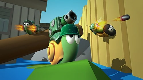 Epic Snails Android Game Image 2
