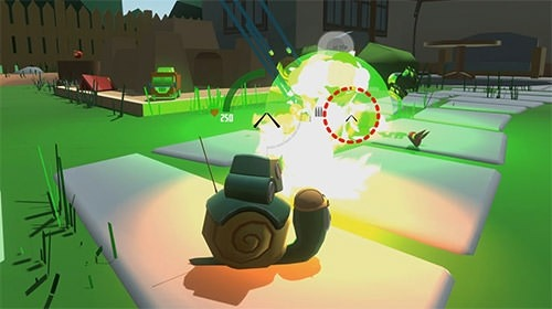 Epic Snails Android Game Image 3