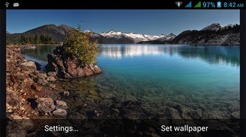 Nature HD Android Wallpaper Image 2