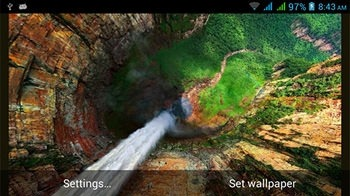 Nature HD Android Wallpaper Image 3