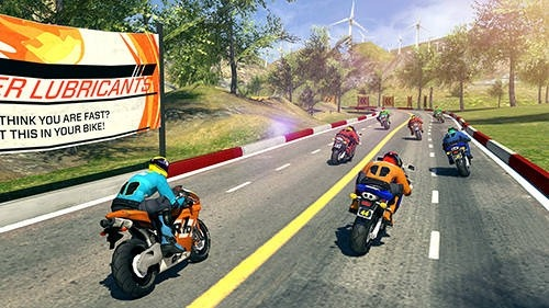 Bike Racing Rider Android Game Image 3