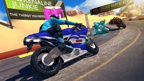 Bike Racing Rider Android Game Image 4