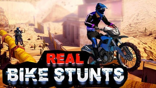 Real Bike Stunts Android Game Image 1