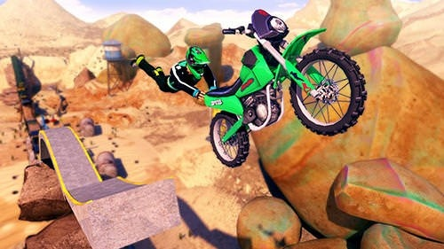 Real Bike Stunts Android Game Image 2