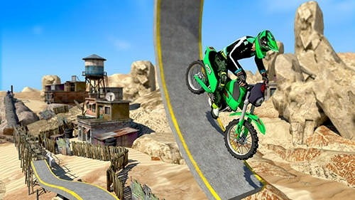 Real Bike Stunts Android Game Image 3
