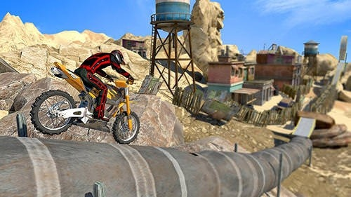 Real Bike Stunts Android Game Image 4