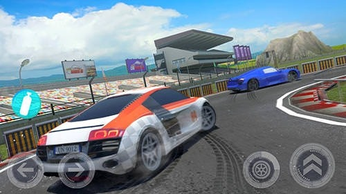 Beach Car Racing 2018 Android Game Image 2