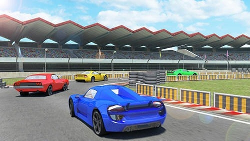 Beach Car Racing 2018 Android Game Image 4
