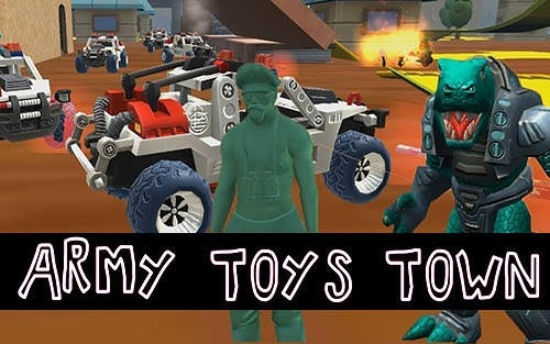 Army Toys Town Android Game Image 1