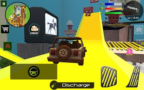 Army Toys Town Android Game Image 4
