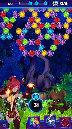 Purgatory Inc: Bubble Shooter Android Game Image 2