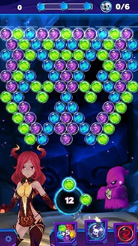 Purgatory Inc: Bubble Shooter Android Game Image 3