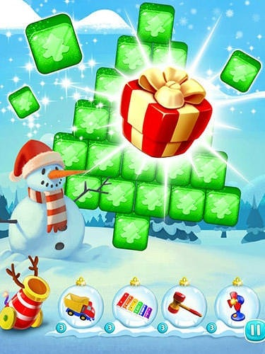 Christmas Blast Android Game Image 2