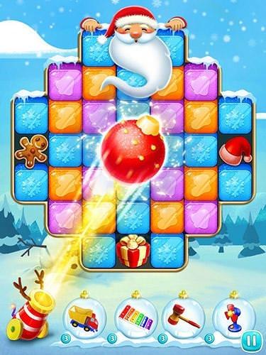 Christmas Blast Android Game Image 3