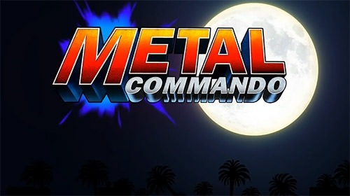 Download Free Android Game Metal Mercenary: 2D Platform Action
