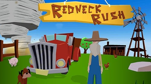 Redneck Rush Android Game Image 1