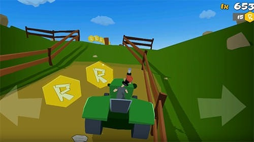 Redneck Rush Android Game Image 2