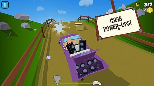 Redneck Rush Android Game Image 3