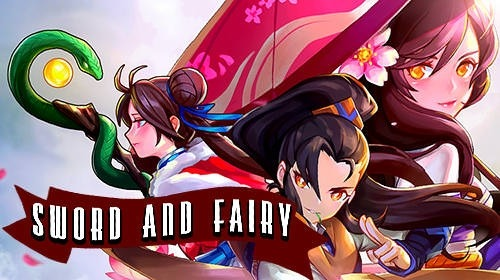 Sword And Fairy Android Game Image 1