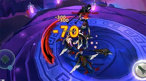Sword And Fairy Android Game Image 3