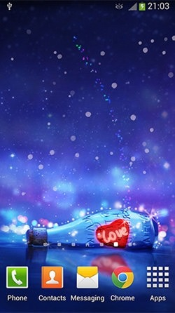 Valentines Day Android Wallpaper Image 3