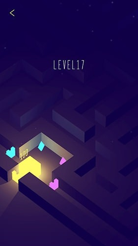 Glowing Cube Android Game Image 2