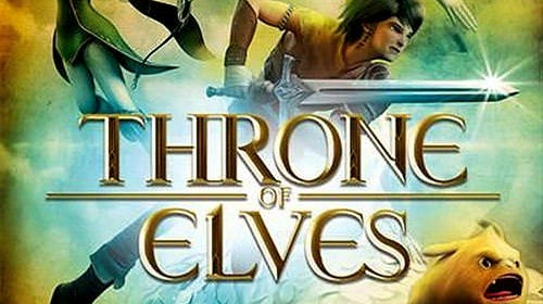 Throne Of Elves Android Game Image 1