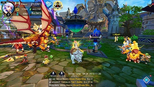Throne Of Elves Android Game Image 3