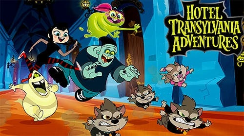 Download Free Android Game Hotel Transylvania Adventures Run