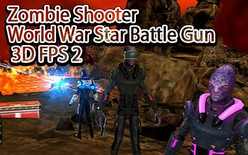 Download Free Android Game Zombie Shooter World War
