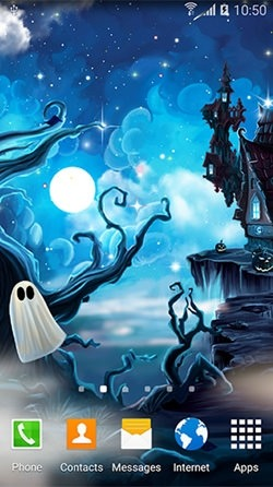 Halloween Android Wallpaper Image 3
