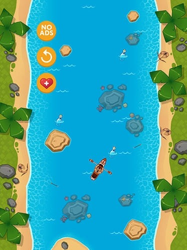 Boat Escape: Kiwi Chivy Android Game Image 2