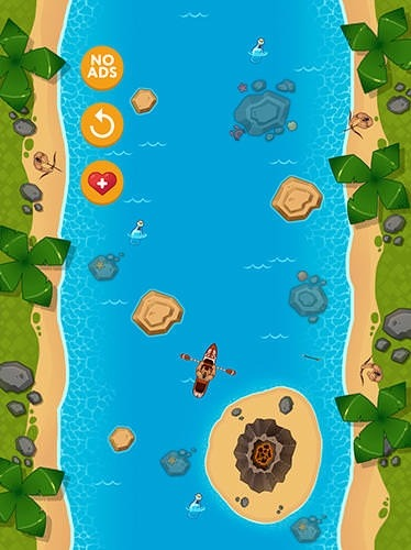 Boat Escape: Kiwi Chivy Android Game Image 3