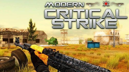 Modern Critical Strike Android Game Image 1