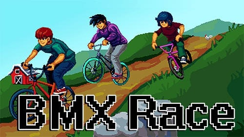 BMX Race Android Game Image 1