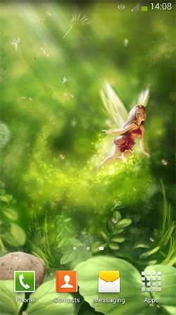Fairy Android Wallpaper Image 1