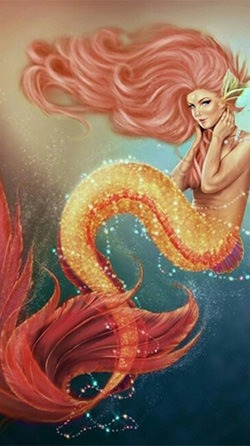 Mermaid Android Wallpaper Image 3