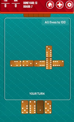 Dominoes Classic: Best Board Games Android Game Image 2